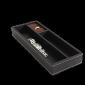 caixa de joias pu leather