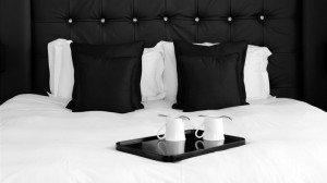 Artigos para quarto de hotel