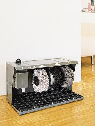 Maquina de engraxar sapatos Easy