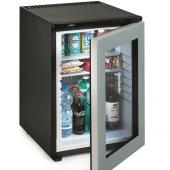 Mini frigorifico porta de vidro