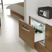 Minibar hotel baixo consumo