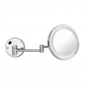 Espelho de aumento hotel catal led