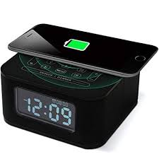 Estação relógio despertador MIX_FM